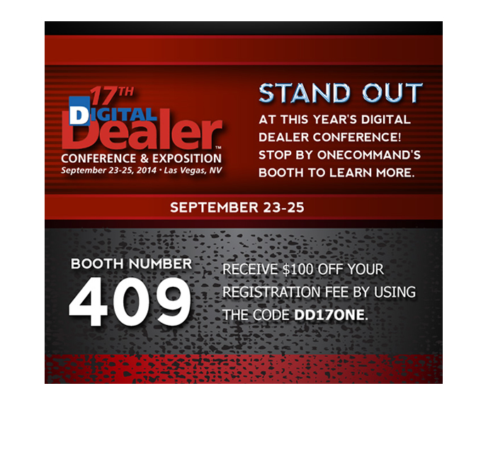 Digital Dealer 17th Convention and Expo